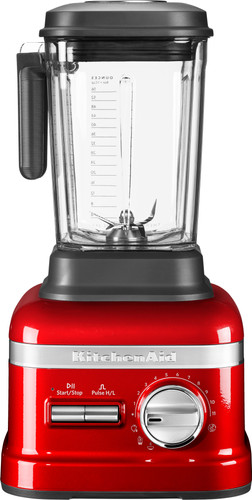 KitchenAid ARTISAN Power Plus Blender Appelrood Main Image