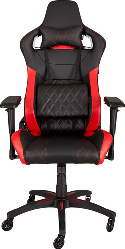 Corsair T1 Race Gaming Chair Black/Red Main Image