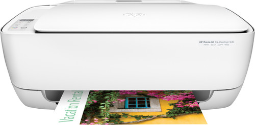 HP Deskjet 3636 All-in-One Main Image