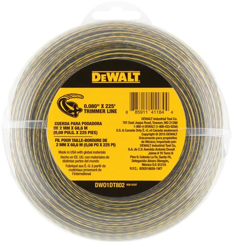 DeWalt DT20651-QZ Trimmerdraad 68,6m Main Image