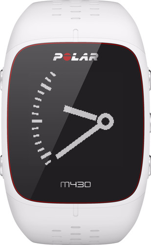 Polar M430 White HR - L Main Image