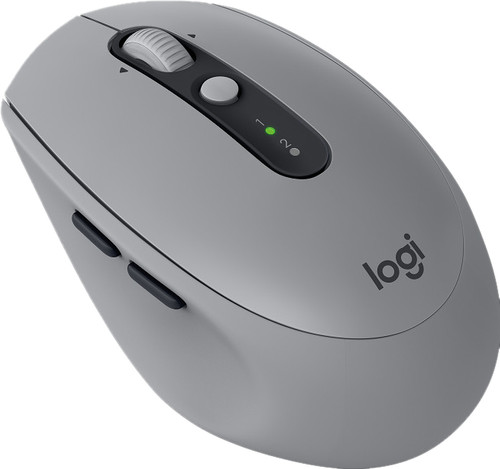 Logitech M590 Multi-Device Silent Wireless Mouse Gray Main Image