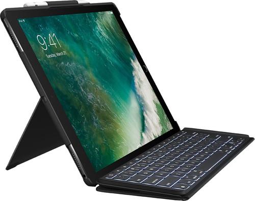 Logitech iPad Pro 12.9 Inch (2017) Slim Combo Keyboard Cover QWERTY Main Image