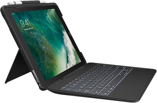 """Logitech iPad Pro 10.5"""" Slim Combo Keyboard Cover QWERTY Main Image"""