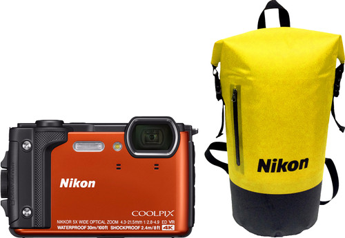 Nikon Coolpix W300 Oranje Main Image