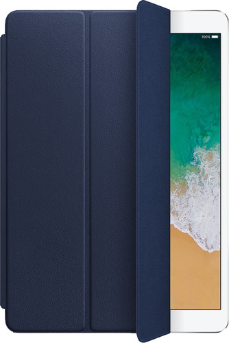 Apple Leren Smart Cover iPad Air (2019) en iPad 2019 Middernachtblauw Main Image