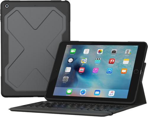 ZAGG Rugged Messenger iPad 9.7-inch Keyboard Cover QWERTY Main Image