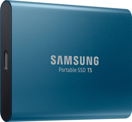 Samsung Portable SSD T5 500GB Main Image