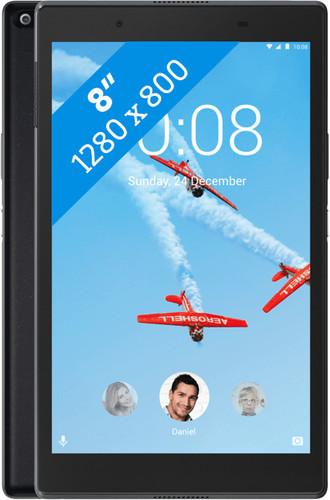 Lenovo Tab 4 8 2GB 16GB Zwart Main Image