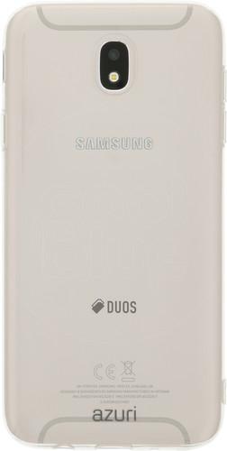 Azuri TPU Ultra Thin Samsung Galaxy J7 (2017) Back Cover Transparant Main Image