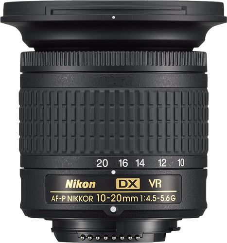 Nikon AF-P DX Nikkor 10-20mm f/4.5-5.6G VR Main Image