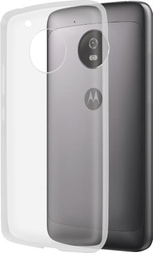 Azuri TPU Ultra Thin Motorola Moto G5 Back Cover Transparant Main Image