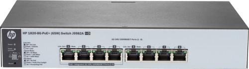 HP 1820-8G-PoE+ (65W) Main Image