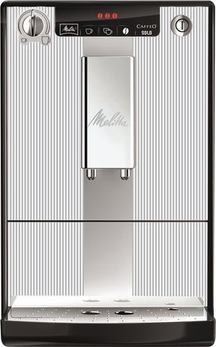 Melitta Caffeo Solo Silver Stripes Main Image