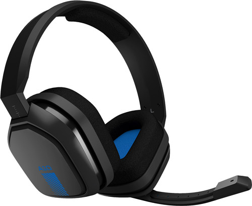 Astro A10 Gaming Headset PS4 Blue Main Image