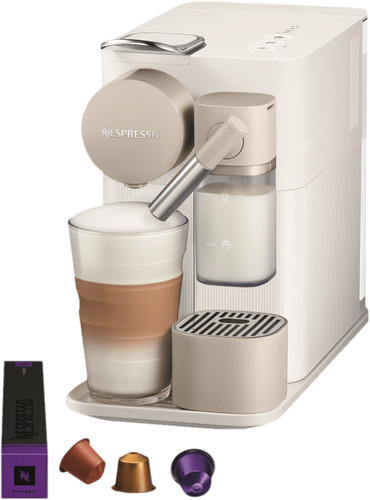 De'Longhi Nespresso Lattissima One Wit Main Image