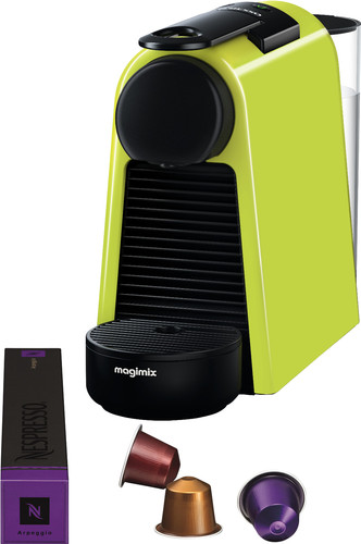Magimix Nespresso Essenza Mini Lime Green Main Image