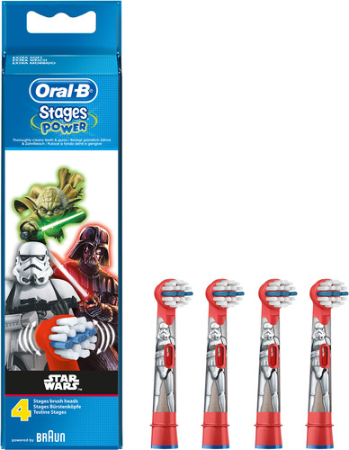 Oral-B Stages Power Disney Star Wars (4 stuks) Main Image