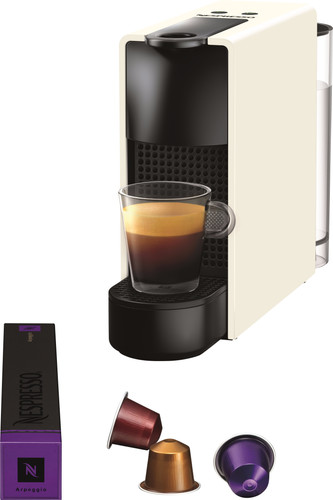 Krups Nespresso Essenza Mini XN1101 White Main Image