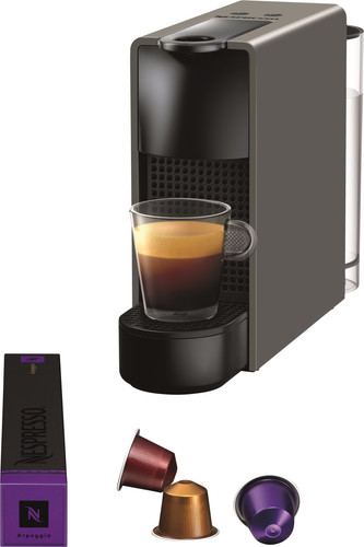 Krups Nespresso Essenza Mini XN110B Gray Main Image