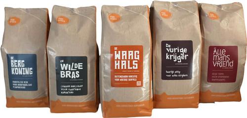 Pure Africa Proefpakket Arabica koffiebonen 2,5 kg Main Image