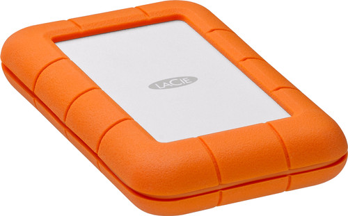 LaCie Rugged Thunderbolt USB-C 2TB Main Image