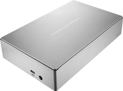 LaCie Porsche Design Desktop Drive USB-C 4TB Main Image