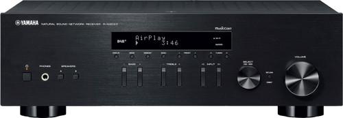 Yamaha R-N303D Zwart Main Image