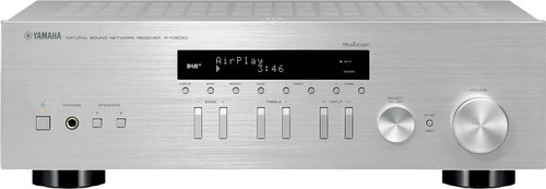 Yamaha R-N303D Silver Main Image