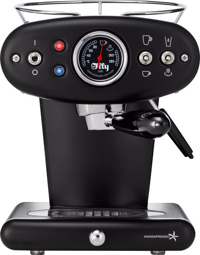 Illy X1 Anniversary Espresso & Coffee Black Main Image