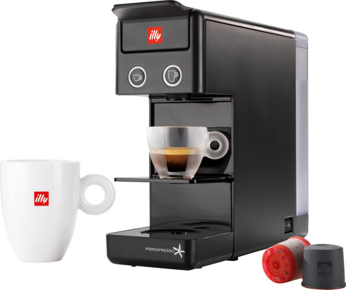 Illy Y3 Espresso & Coffee Black Main Image