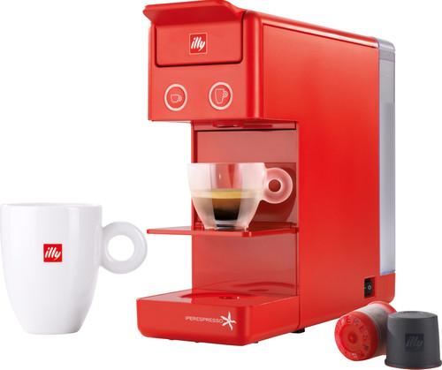 Illy Y3 Espresso & Coffee Red Main Image