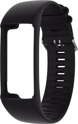 Polar A360/A370 Watch Strap Plastic Black M/L Main Image
