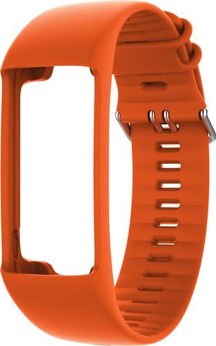 Polar A360/A370 Watch Strap Plastic Orange M/L Main Image