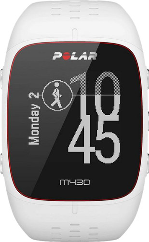 Polar M430 White HR - S Main Image
