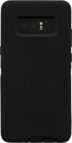 Otterbox Defender Samsung Galaxy Note 8 Back Cover Zwart Main Image