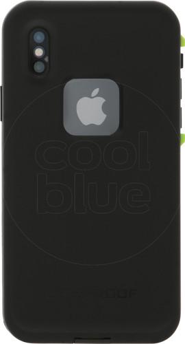 Lifeproof Fre iPhone X Full Body Zwart Main Image