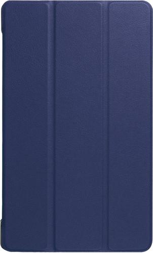 Just in Case Lenovo Tab 4 8 Smart Tri-Fold Case Blue Main Image