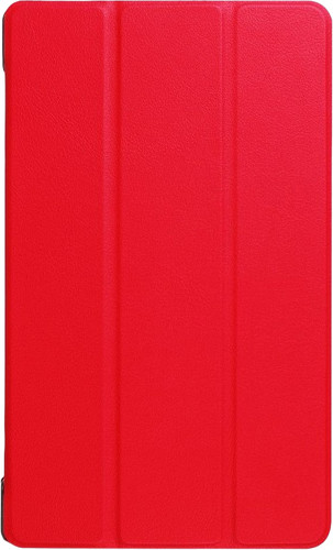 Just in Case Lenovo Tab 4 8 Smart Tri-Fold Case Red Main Image