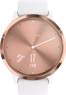 Garmin Vivomove HR Sport Rose Gold - S Main Image