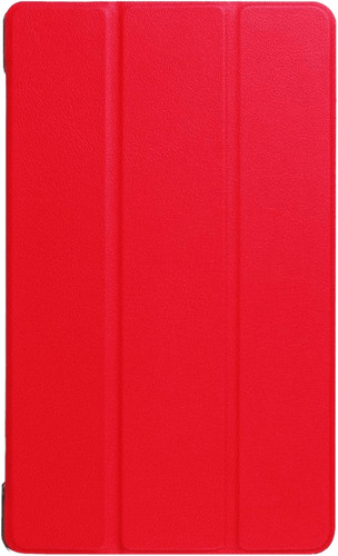 Just in case of Lenovo Tab 4 8 Plus Smart Tri-Fold Case Red Main Image