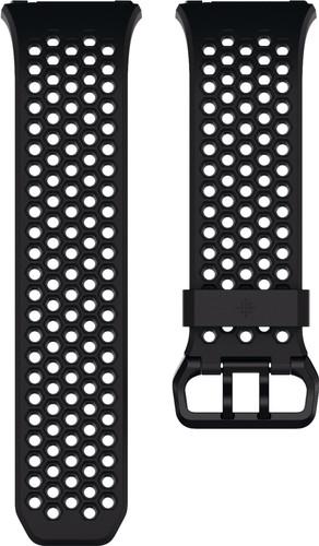 Fitbit Ionic Plastic Watchband Gray L Main Image