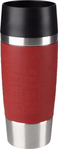 Tefal Travel Mug 0,36 liter RVS/rood Main Image