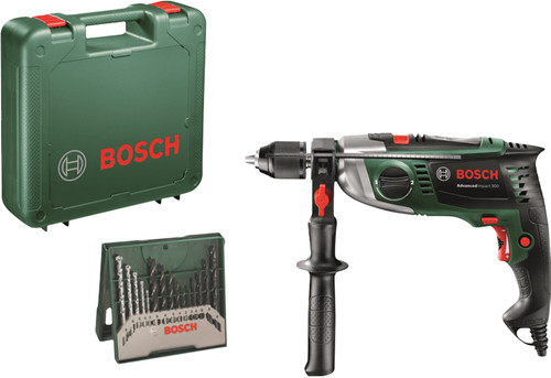 Bosch Advanced Impact 900 + 15-piece Accessory Set Main Image