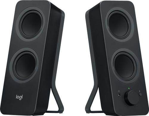 Logitech Z207 Bluetooth Computer Speakers - Zwart Main Image