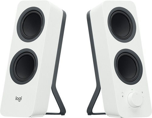 Logitech Z207 Bluetooth Computer Speakers - Wit Main Image