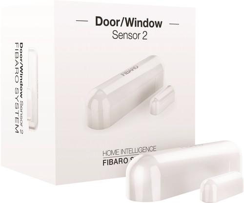 Fibaro Door and Window sensor 2 White Main Image
