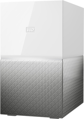 Second Chance WD My Cloud Home Duo 4TB Main Image