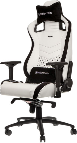 noblechairs EPIC White Main Image