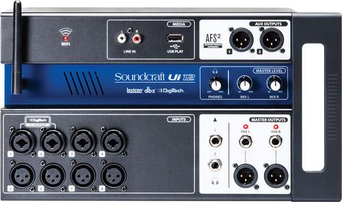 Soundcraft UI-12 Main Image